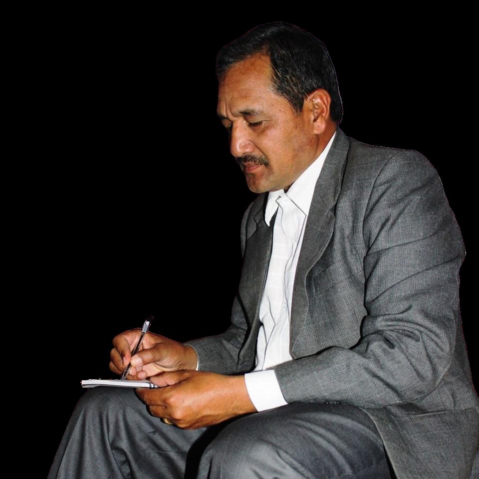 dr din bahadur thapa writing article